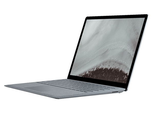 "Microsoft Surface 13.5"" Intel Core i7-7820HQ 512GB - Platinum (Certified Refurbished)"