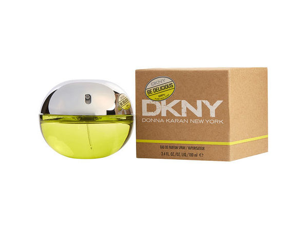 Dkny Be Delicious By Donna Karan Eau De Parfum Spray 3.4 Oz For Women (Package Of 6) - Product Image