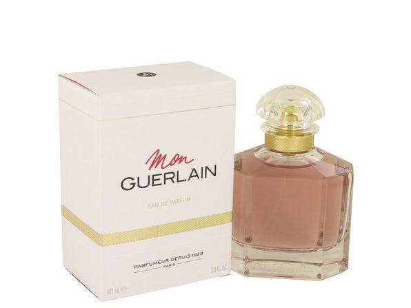 Mon Guerlain by Guerlain Eau De Parfum Spray 3.3 oz - Product Image