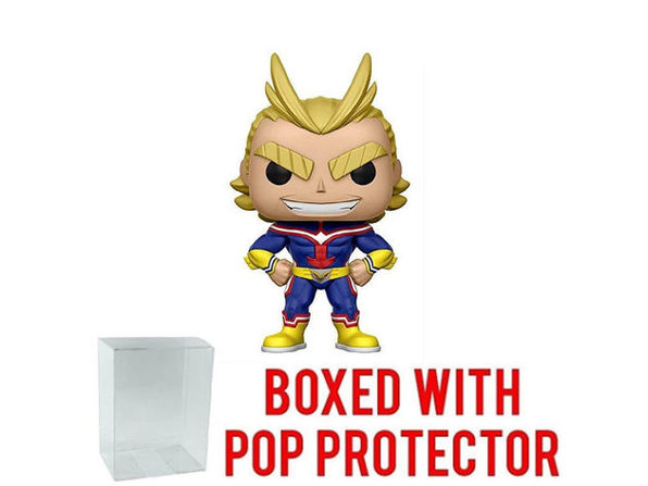 Funko POP - My Hero Academia - All Might - with Protector