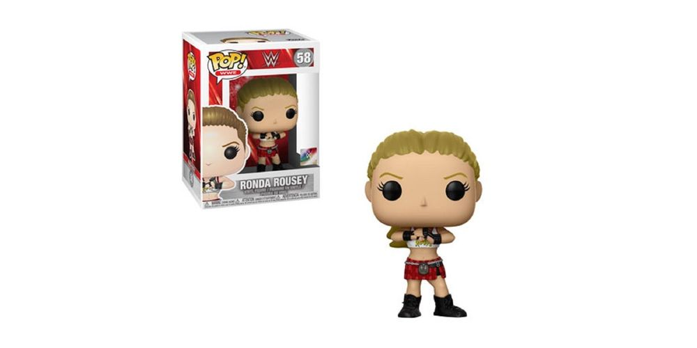 Funko POP! – Ronda Rousey – WWE, on sale for $17.23 (9% off)