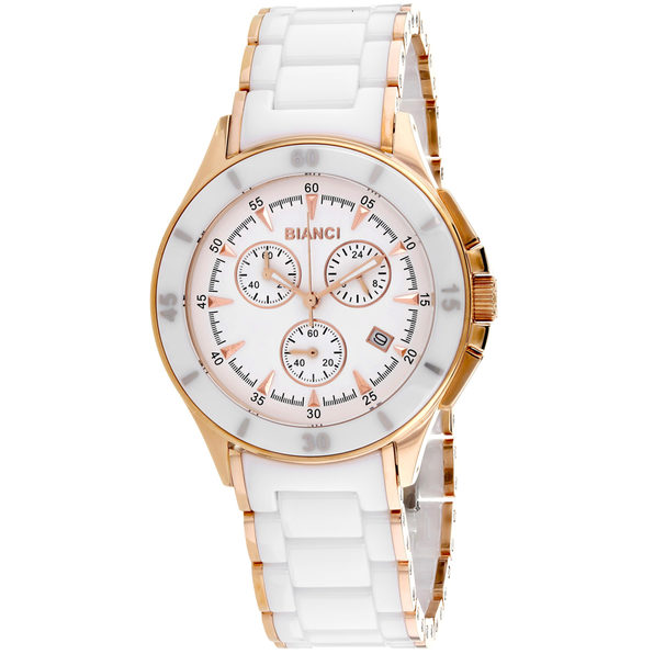 Roberto Bianci Women's Florenca White Dial Watch - RB58731