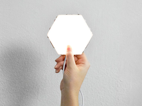 Polygon Expansion Pack: Modular Touch Sensitive Lighting (10 Tiles)