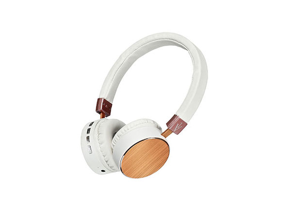1VX Over-Ear Bluetooth Headphones (Gold)