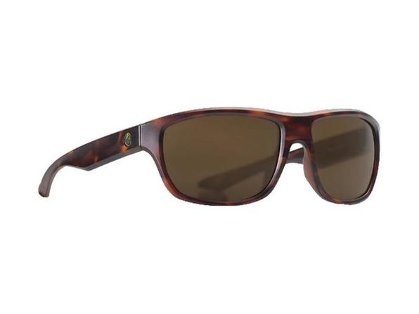 Dragon Haunt 32742‑245 Men's Sunglasses Tortoise Frame and Brown Lens - Brown