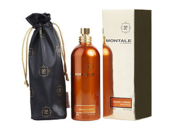 MONTALE PARIS ORANGE FLOWERS by Montale EAU DE PARFUM SPRAY 3.4 OZ For UNISEX - Product Image