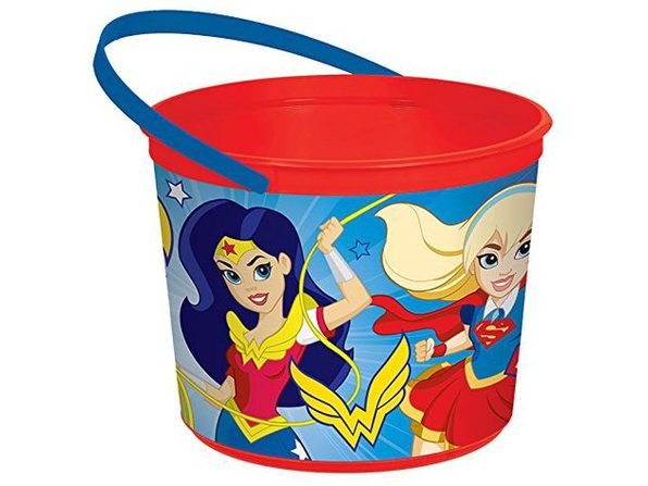 Favor Container | DC Super Hero Girls? Collection | Party Accessory