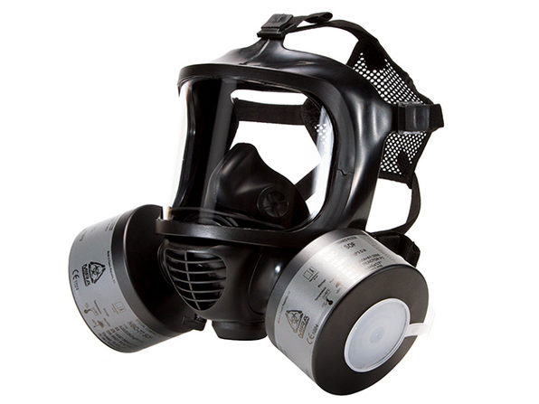 CM-6M Tactical Full-Face Respirator for CRBN Defense