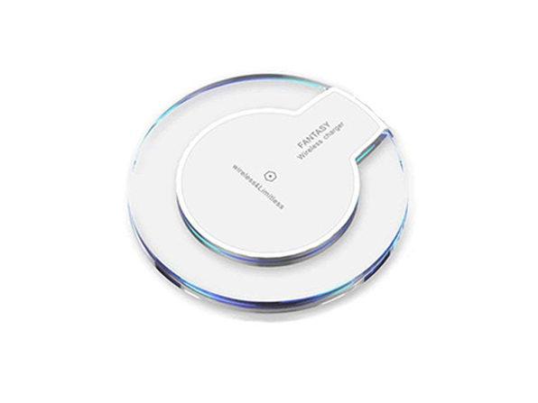 Wireless Qi Smart Charging Pad