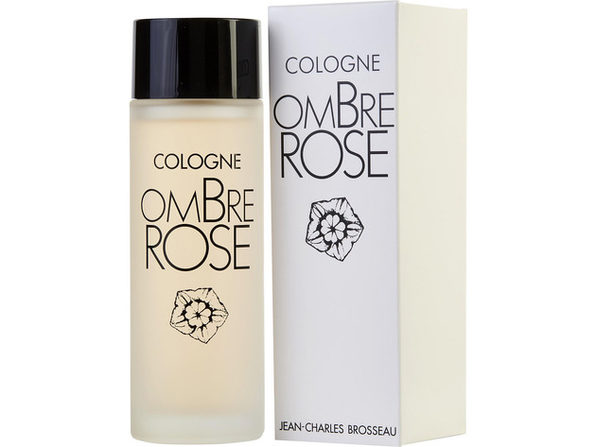 OMBRE ROSE by Jean Charles Brosseau EAU DE COLOGNE SPRAY 3.3 OZ (Package Of 4) - Product Image