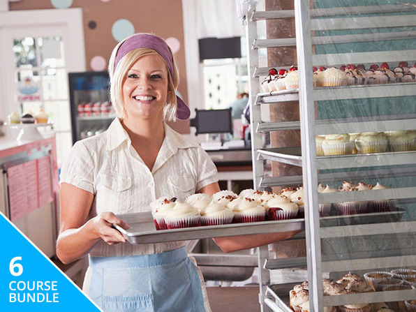 Start Your Own Bakery Bundle