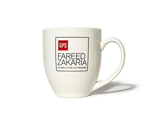 GPS Fareed Mug