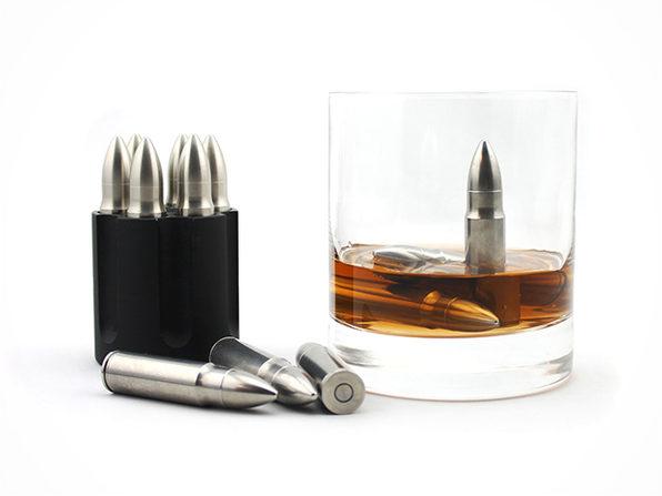 Whiskey Bullets & Cylinder Set