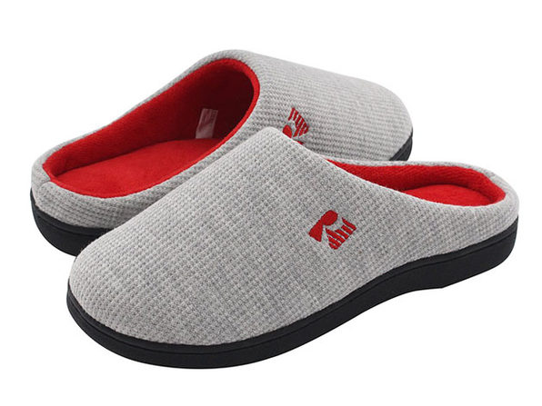 RockDove Women's 2-Tone Memory Foam Slippers