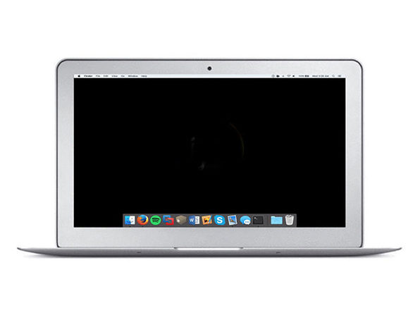 "Refurbished Apple MacBook Air 11"" Core I5 2015 - Fair Condition - Product Image"