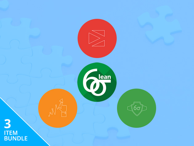 The Lean Six Sigma Project Manager Certification Bundle