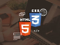 Build Professional Websites with HTML5 & CSS3  - Product Image