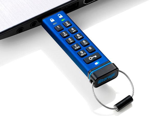 datAshur® PRO 256-bit Encrypted USB 3.0 Flash Drive (16GB)