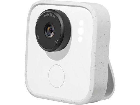 Google Clips Hands Free Smart Camera