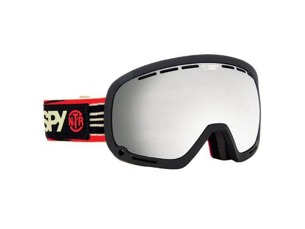 Spy Optic 313013191375 Marshall Snow Ski Goggles Non Toxic Rev Silver Mirror - Product Image