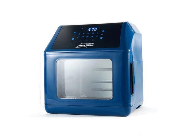 Power Air Fryer 10-in-1 Pro Elite Oven (Refurbished/Navy)
