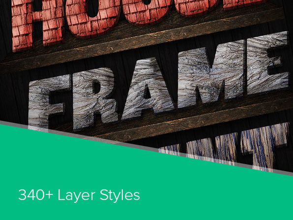 Layer Styles Bundle - Product Image