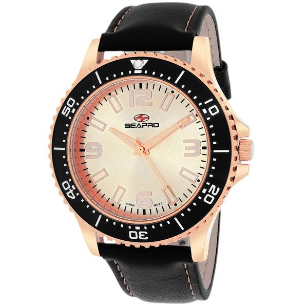 Seapro Men's Tideway Rose Gold Dial Watch - SP5314