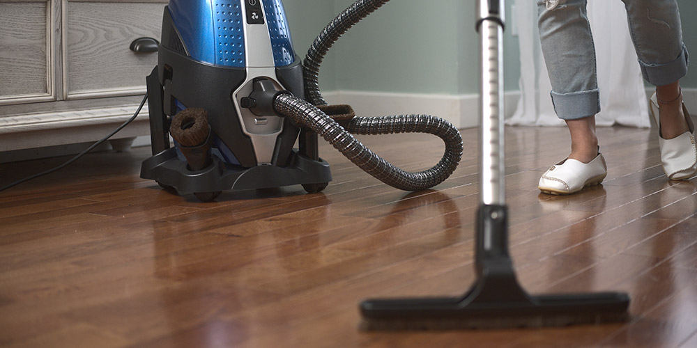 Sirena Vacuum Cleaner, now on sale for $755 with promo code VACUUM134