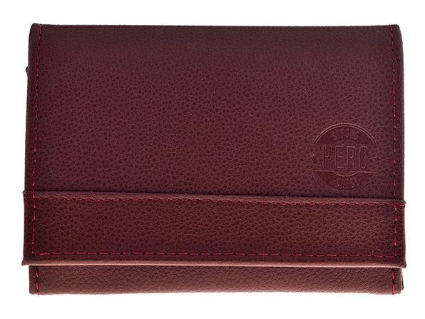 Hero Goods: James Bi-Fold Wallet (Brown)
