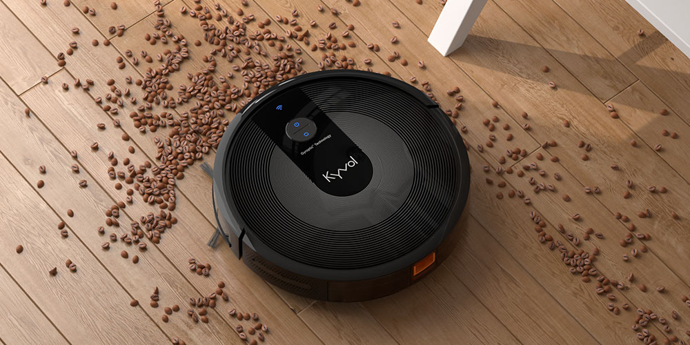 Cybovac E30 Robot Vacuum Cleaner, on sale for $219.99 (11% off)