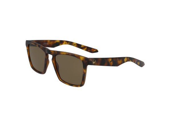 Dragon Alliance 35071 Unisex Tortoise with Purple - Brown
