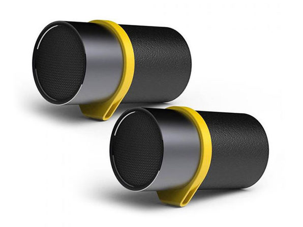Dual Bluetooth Speaker Set
