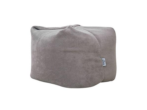 Miraculous Loungie Magic Pouf 3 In 1 Convertible Bean Bag Grey Frankydiablos Diy Chair Ideas Frankydiabloscom