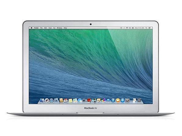 "Apple MacBook Air 13.3"" Core i5, 4GB RAM 128GB SSD - Silver (Refurbished)"
