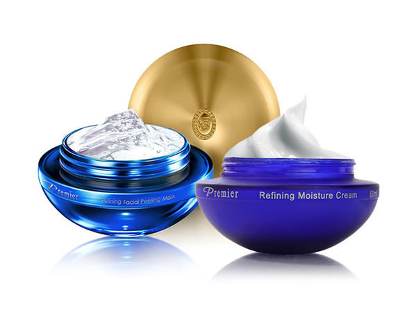Daily Moisture Cream & Refining Peel-Off Mask