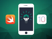 Master iOS 10 + Swift 3 & Create Apps! - Product Image