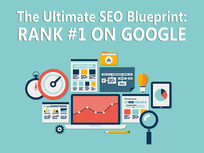 The Ultimate SEO Blueprint: How to Easily Rank #1 on Google - Product Image