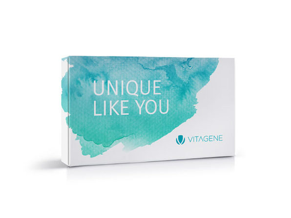 Vitagene DNA Ancestry Test Kit & Health Plan Voucher