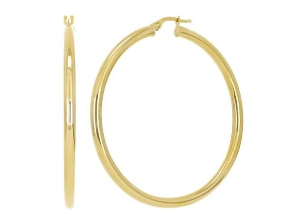 Christian Van Sant Italian 14k Yellow Gold Earrings CVE9H72 - Product Image