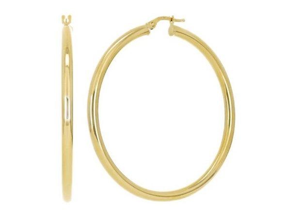 Christian Van Sant Italian 14k Yellow Gold Earrings CVE9H72 - Product Image
