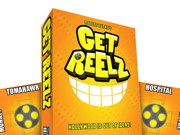 Get Reelz Board Game