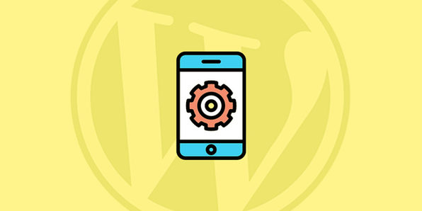 Building Mobile Websites with WordPress - Product Image