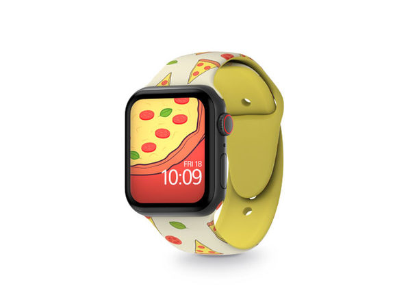 MobyFox 42mm Apple Watch Band (Pizza)