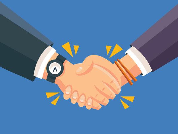 The $100,000 Handshake Course