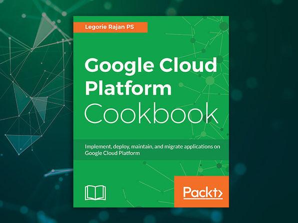 Google Cloud Platform Cookbook - Product Image