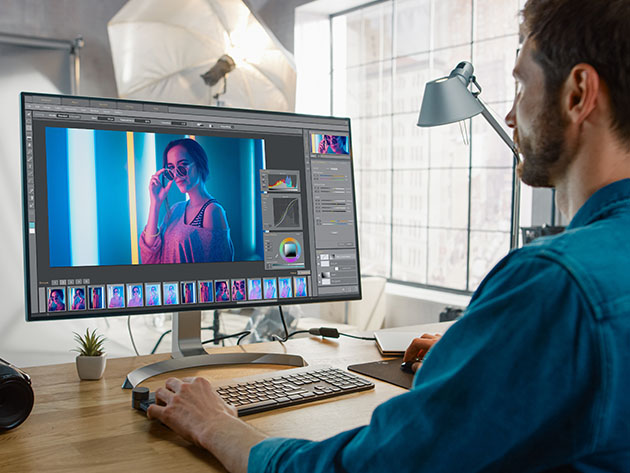 FREE: Photoshop 4-Week Course - Upgrade Your Editing & Design Skills with 4 Weeks Training on the Basic to Advanced Photoshop Skills and Processes