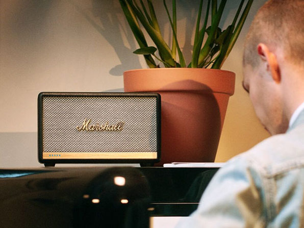 Marshall® Stanmore II Wireless Speaker with Google Assistant