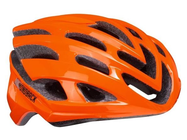Diamondback 88-32-716 Trace Adult Bike Helmet, Medium (52-56cm) -  Flash Orange