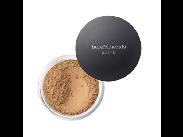 bareMinerals Loose Powder Matte Foundation SPF 15 - Golden Tan 20 (0.21oz)