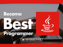 An Interactive Java Tutorial: Learn by Practice! - Product Image